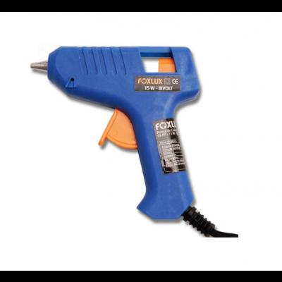 Pistola Para Cola Quente Foxlux 15W Bivolt