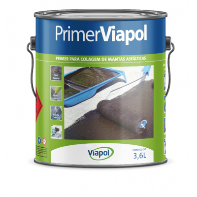 Primer Para Manta Viapol 3,6L