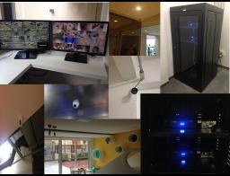 Projeto CFTV Condomínio