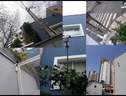 Projeto CFTV Condomínio Casas