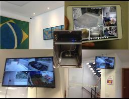 Projeto de CFTV