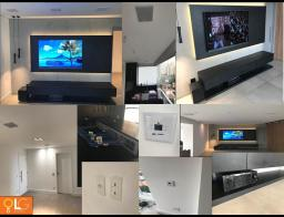 Home Theater + Som Ambiente